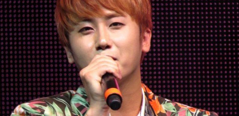 SS501's Heo Youngsaeng hat eigenes Label gegründet