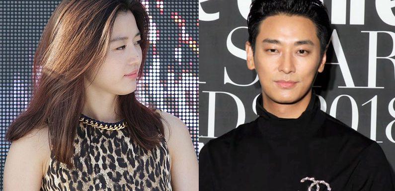Jeon Jihyun & Joo Jihoon für Jirisan bestätigt