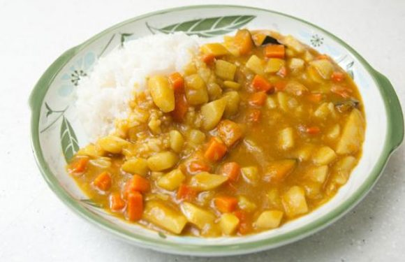 Koreanisches Curry