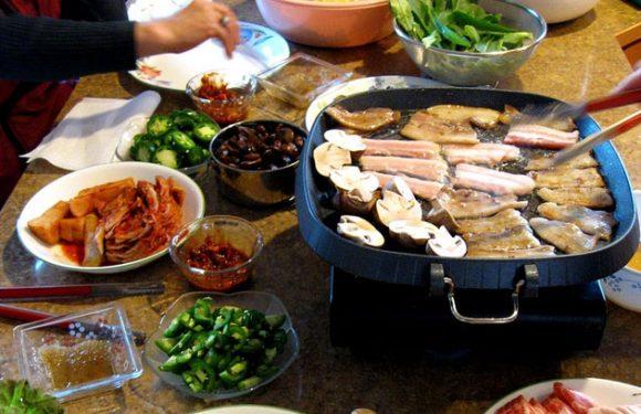 Samgyeopsal – Das koreanische BBQ