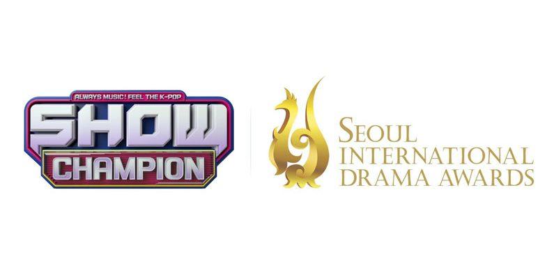 Seoul Drama Awards 2020 halten Special Stage bei Show Champion ab
