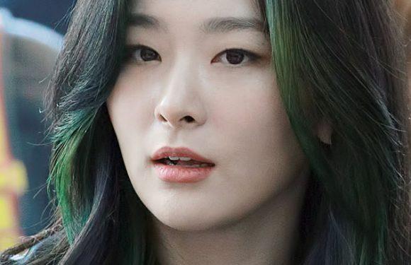 Seulgi von Red Velvet erhält eigene Liveshow auf NAVER NOW