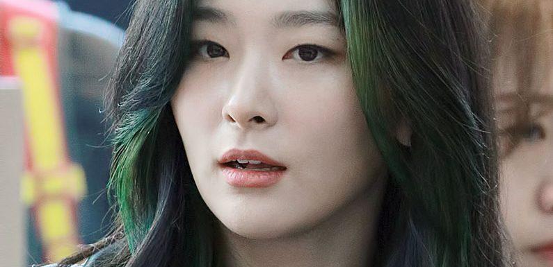 Red Velvet's Seulgi soll Mitschülerin gemobbt haben: Fake!