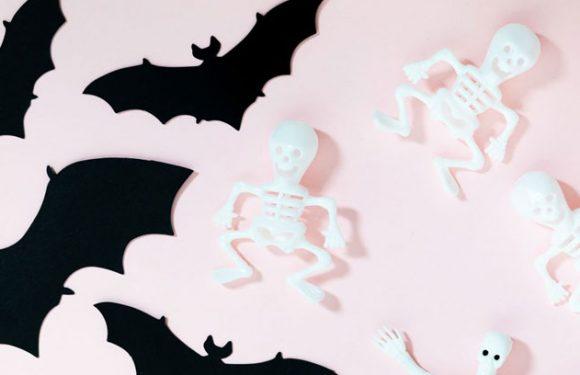 Vokabelliste 18: Halloween