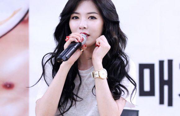 Hier sind die Teaser zu HyunAs Comeback – Sammelpost