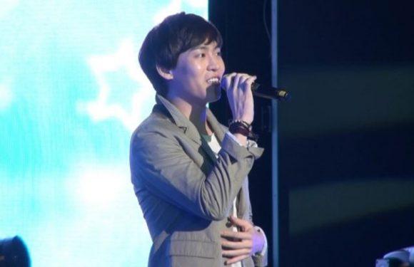 Sänger John Park wurde positiv auf Covid-19 getestet