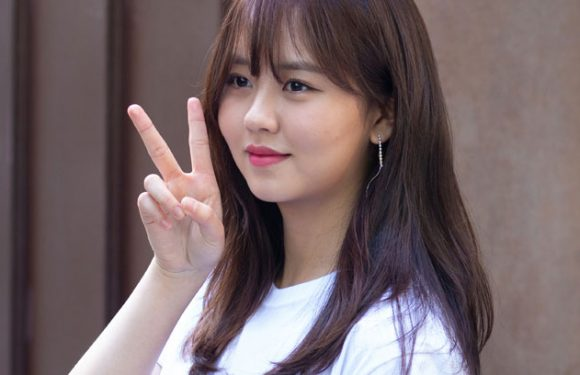 Kim Sohyun hat bei einer neuen Agentur unterzeichnet