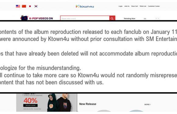 Skandal bei Ktown4U: Alben Vorverkäufe ohne Ware durchgeführt