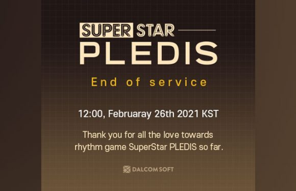 Dalcomsoft stellt SuperStar PLEDIS Ende Februar ein