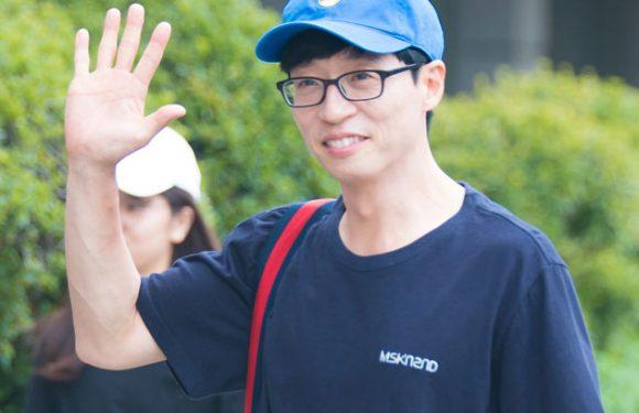 Yoo Jaesuk spendet 50 Mio. Won für Damenhygieneprodukte
