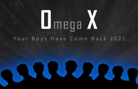Omega X haben einen Debüt Teaser veröffentlicht