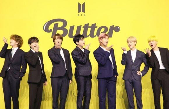 Shortnews: BTS werden zusammen mit Megan Thee Stallion eine Special Version von Butter veröffentlichen! Release erfolgt am 27. August um 6 Uhr bei uns bzw. 13 Uhr (KST).