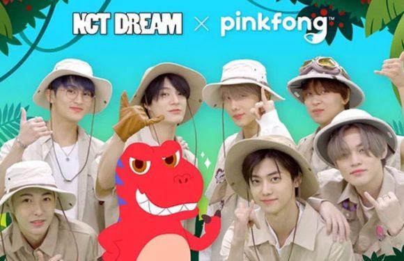 NCT Dream werden mit Pinkfong zusammenarbeiten