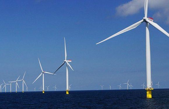 Südkorea will den weltgrößten schwimmenden Windpark bauen