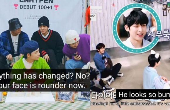 "ENHYPEN Fans trenden ""Sunoo"", weil sie verärgert sind"