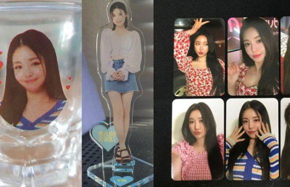 Zahlreiche Fans geben Brave Girls Merchandise zurück