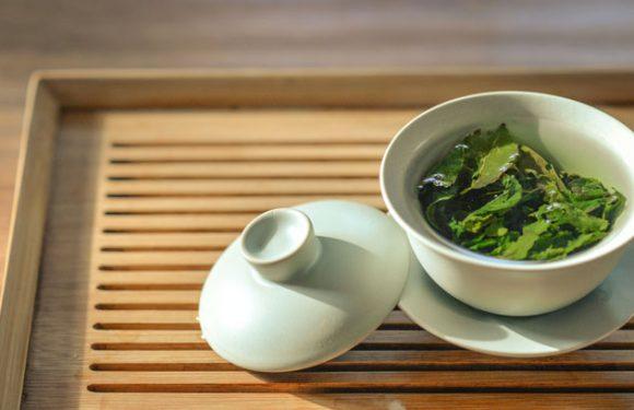 Grüner Tee in koreanischer Kosmetik