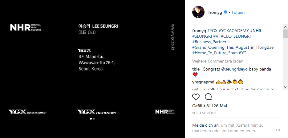 Screenshot-2018-6-4 YANG HYUN SUK ( fromyg) • Instagram-Fotos und -Videos