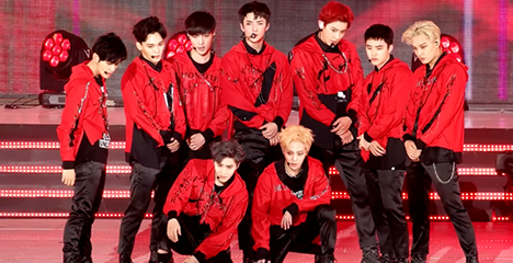 EXO's Monster erreicht 200 Millionen Views