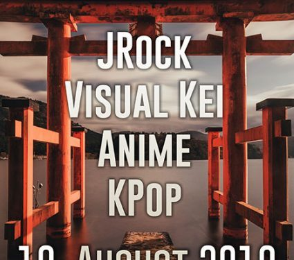 Kabuki x KPOP deluxe – JROCK & KPOP Party 10. August 2018