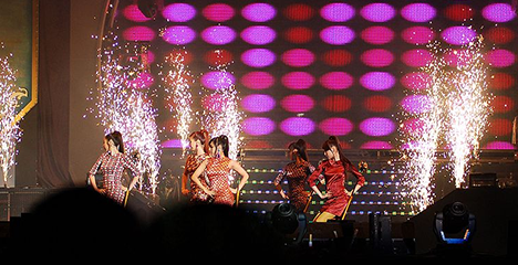 5 besondere Special Stages der Wonder Girls feat. Big Bang