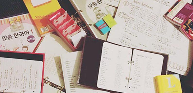 5 Bücher zum Koreanisch lernen